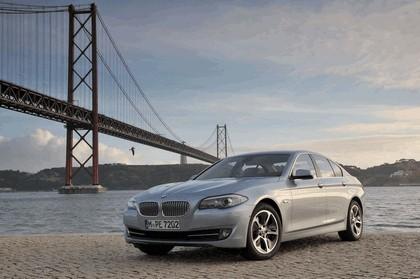 2012 BMW ActiveHybrid 5 ( F10 ) - USA version 62