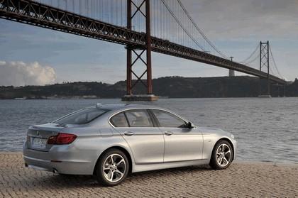 2012 BMW ActiveHybrid 5 ( F10 ) - USA version 65