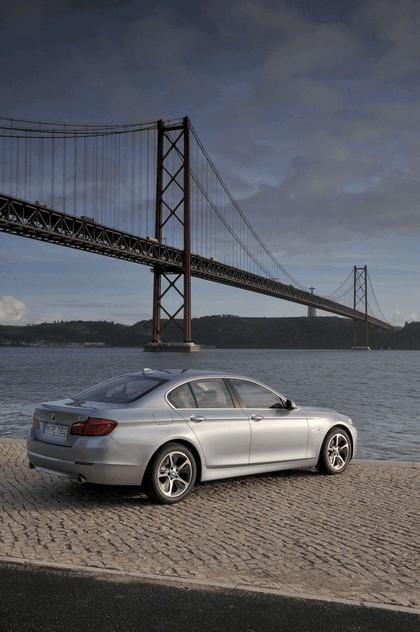 2012 BMW ActiveHybrid 5 ( F10 ) - USA version 66
