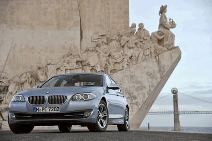 2012 BMW ActiveHybrid 5 ( F10 ) - USA version 67