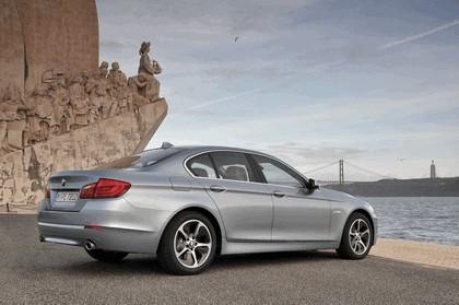 2012 BMW ActiveHybrid 5 ( F10 ) - USA version 68