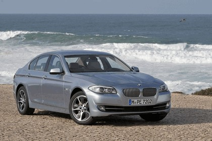 2012 BMW ActiveHybrid 5 ( F10 ) - USA version 69