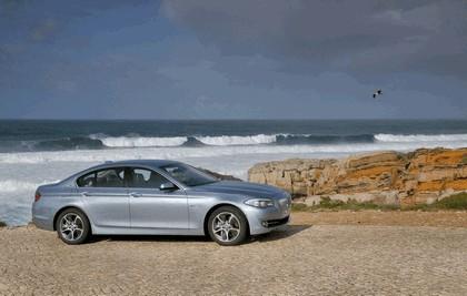 2012 BMW ActiveHybrid 5 ( F10 ) - USA version 71