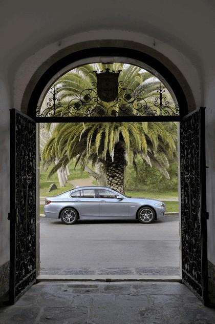 2012 BMW ActiveHybrid 5 ( F10 ) - USA version 72