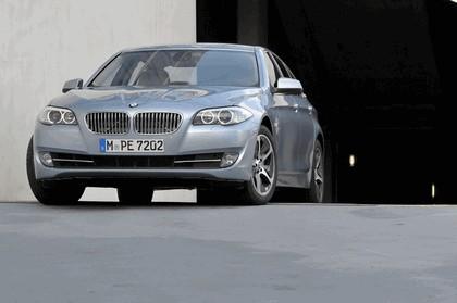 2012 BMW ActiveHybrid 5 ( F10 ) - USA version 74