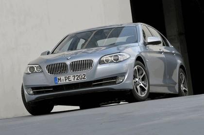 2012 BMW ActiveHybrid 5 ( F10 ) - USA version 75