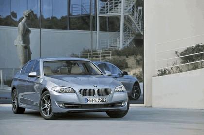 2012 BMW ActiveHybrid 5 ( F10 ) - USA version 77
