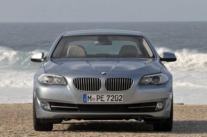 2012 BMW ActiveHybrid 5 ( F10 ) - USA version 78