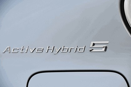 2012 BMW ActiveHybrid 5 ( F10 ) - USA version 90