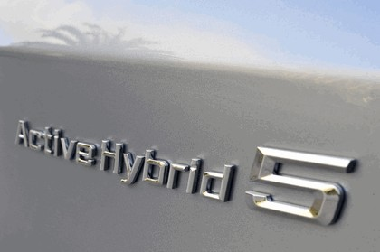 2012 BMW ActiveHybrid 5 ( F10 ) - USA version 92