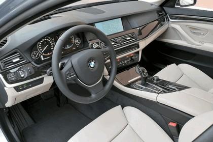 2012 BMW ActiveHybrid 5 ( F10 ) - USA version 99