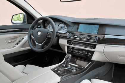 2012 BMW ActiveHybrid 5 ( F10 ) - USA version 103