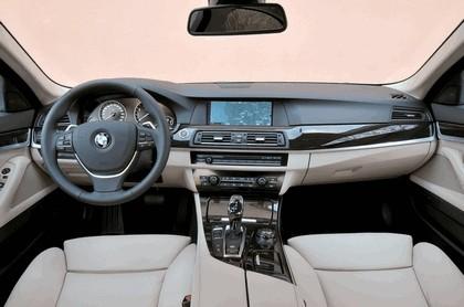 2012 BMW ActiveHybrid 5 ( F10 ) - USA version 104