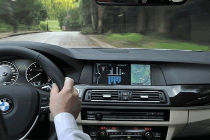 2012 BMW ActiveHybrid 5 ( F10 ) - USA version 107