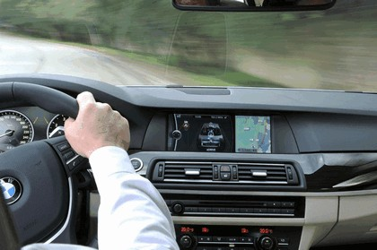 2012 BMW ActiveHybrid 5 ( F10 ) - USA version 110