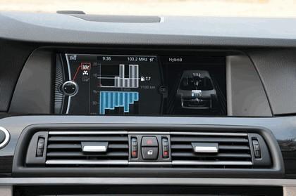 2012 BMW ActiveHybrid 5 ( F10 ) - USA version 112