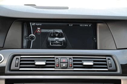 2012 BMW ActiveHybrid 5 ( F10 ) - USA version 113