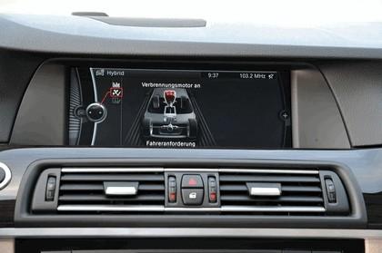 2012 BMW ActiveHybrid 5 ( F10 ) - USA version 114