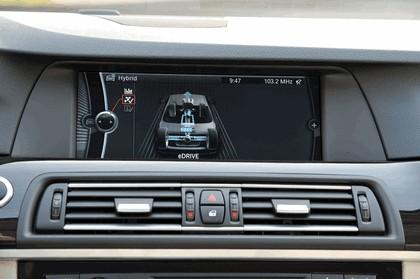 2012 BMW ActiveHybrid 5 ( F10 ) - USA version 116