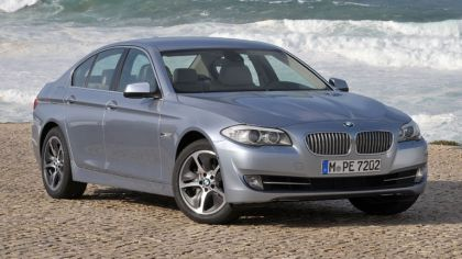 2012 BMW ActiveHybrid 5 ( F10 ) - USA version 7