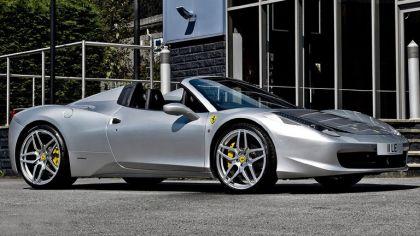 2012 Ferrari 458 Italia spider by Project Kahn 2