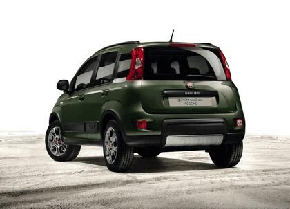 2012 Fiat Panda 4x4 2