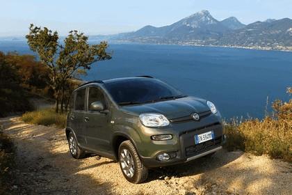 2012 Fiat Panda 4x4 4