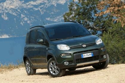 2012 Fiat Panda 4x4 5
