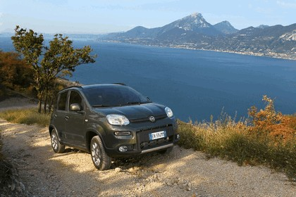 2012 Fiat Panda 4x4 7