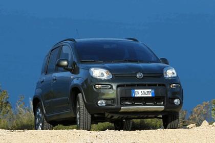 2012 Fiat Panda 4x4 8