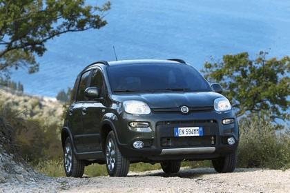 2012 Fiat Panda 4x4 9