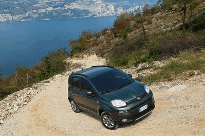 2012 Fiat Panda 4x4 12
