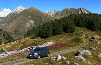 2012 Fiat Panda 4x4 19