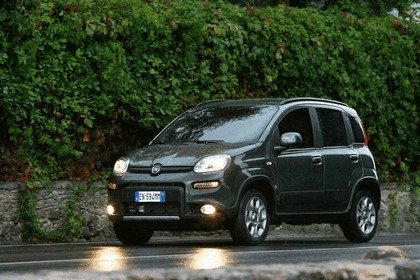 2012 Fiat Panda 4x4 24