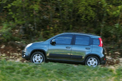 2012 Fiat Panda 4x4 25