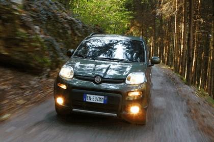 2012 Fiat Panda 4x4 26