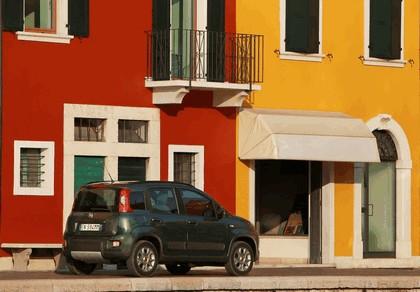 2012 Fiat Panda 4x4 39