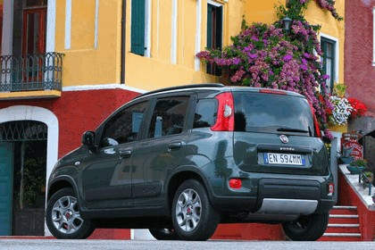 2012 Fiat Panda 4x4 42