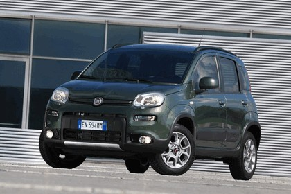 2012 Fiat Panda 4x4 49