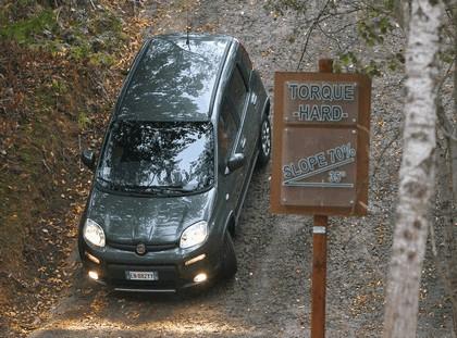 2012 Fiat Panda 4x4 55