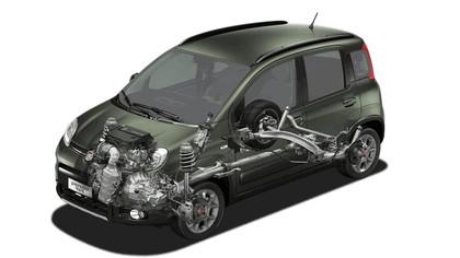 2012 Fiat Panda 4x4 66