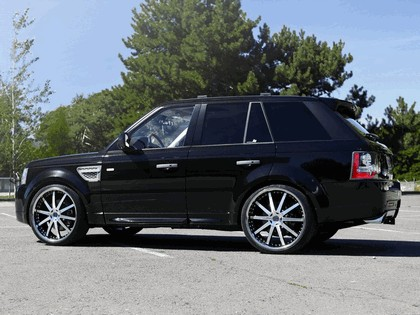 2012 Land Rover Range Rover by SR Auto Group 4