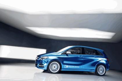 2012 Mercedes-Benz B-klasse Electric Drive concept 1