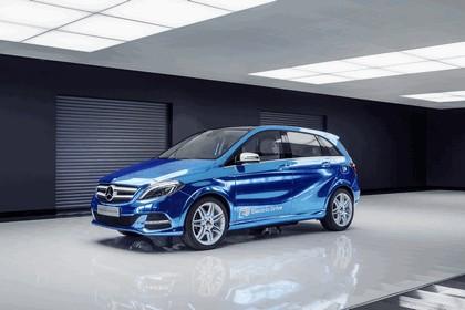 2012 Mercedes-Benz B-klasse Electric Drive concept 2