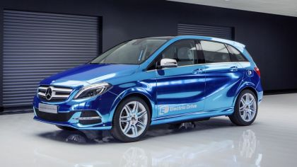 2012 Mercedes-Benz B-klasse Electric Drive concept 6