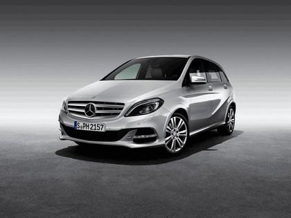 2012 Mercedes-Benz B-klasse Natural Gas Drive 4