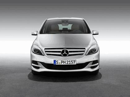 2012 Mercedes-Benz B-klasse Natural Gas Drive 5