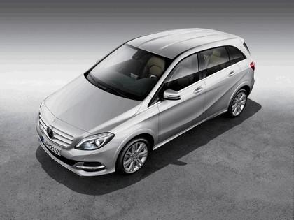 2012 Mercedes-Benz B-klasse Natural Gas Drive 6