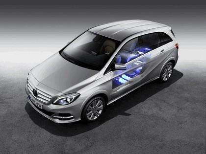2012 Mercedes-Benz B-klasse Natural Gas Drive 7