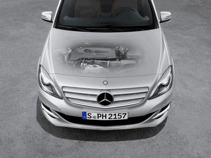 2012 Mercedes-Benz B-klasse Natural Gas Drive 8